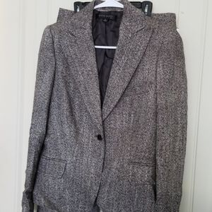 """Pant suit career, Anne Klein""""fall/winter"""